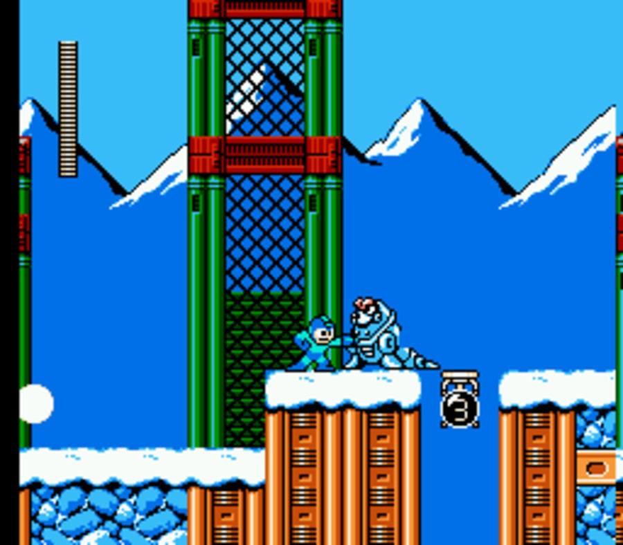 Mega Man 6 Screenshot