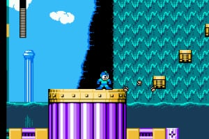 Mega Man 6 Screenshot
