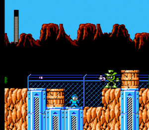 Mega Man 6 Review - Screenshot 4 of 4