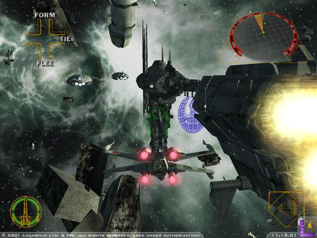 rogue squadron gamecube