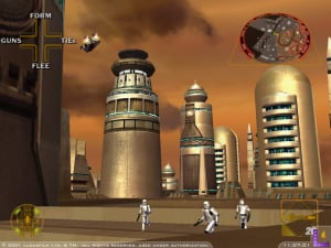Star Wars Rogue Squadron II: Rogue Leader Review - Screenshot 2 of 4