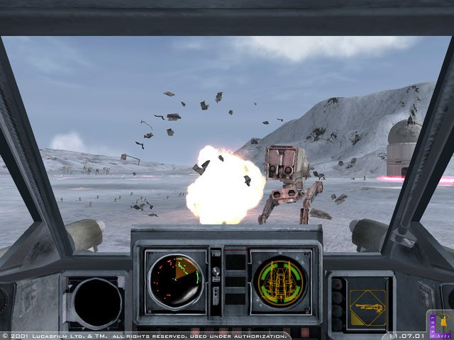 Star Wars Rogue Squadron II: Rogue Leader (GCN / GameCube