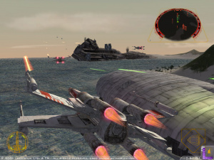 Star Wars Rogue Squadron II: Rogue Leader Review - Screenshot 3 of 4