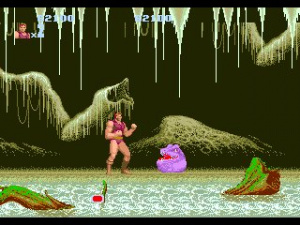 Altered Beast Review - Screenshot 2 of 2
