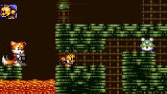 Tails Adventure Screenshot