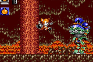 Tails Adventure Screenshot