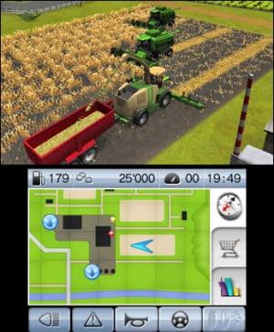 Farming Simulator 3D Review - Screenshot 1 of 4