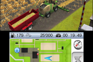 Farming Simulator 3D Screenshot
