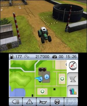Farming Simulator 3D Review - Screenshot 2 of 4