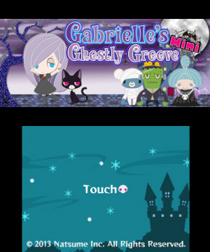 Gabrielle's Ghostly Groove Mini Review - Screenshot 3 of 4