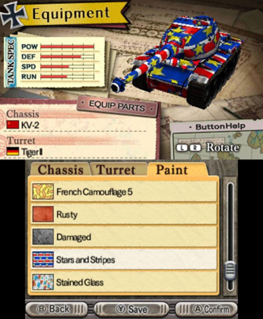 BUGS vs. TANKS! Screenshot