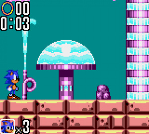 Sonic the Hedgehog 2 Review - Screenshot 4 of 5