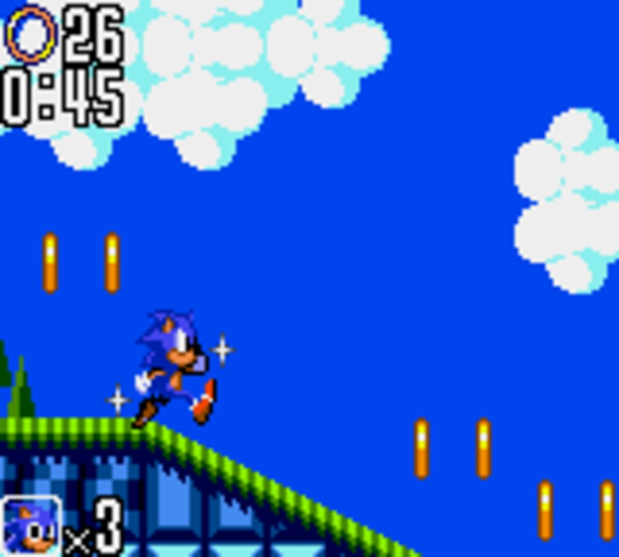 Sonic the Hedgehog 2 Screenshot