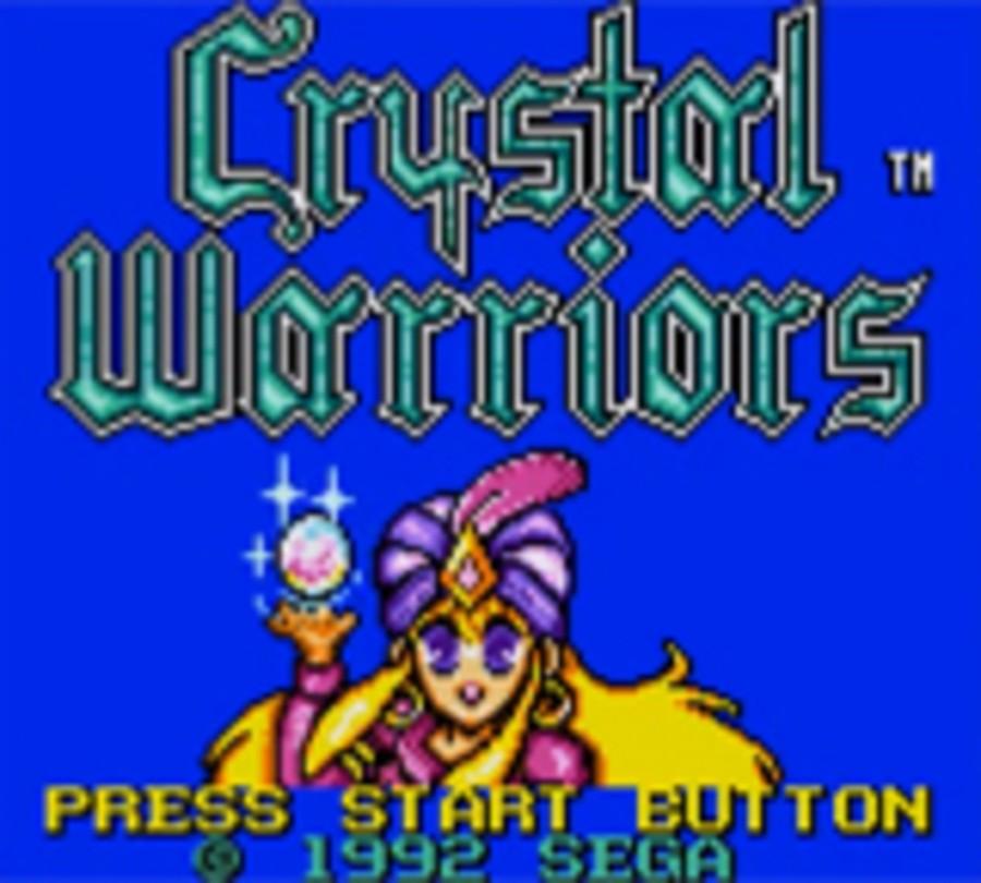 Crystal Warriors Screenshot