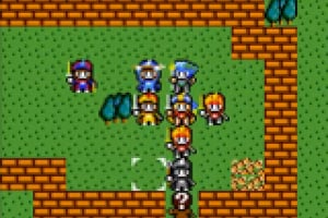 Crystal Warriors Screenshot