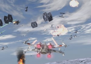 Star Wars Rogue Squadron III: Rebel Strike Review - Screenshot 2 of 5