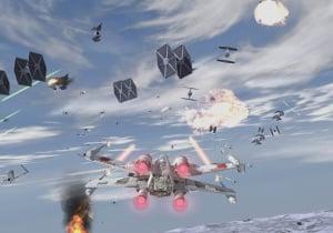 Star Wars Rogue Squadron III: Rebel Strike Review - Screenshot 2 of 4