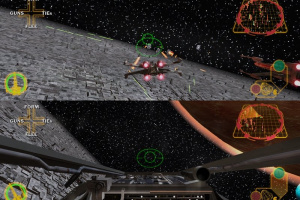 Star Wars Rogue Squadron III: Rebel Strike Screenshot