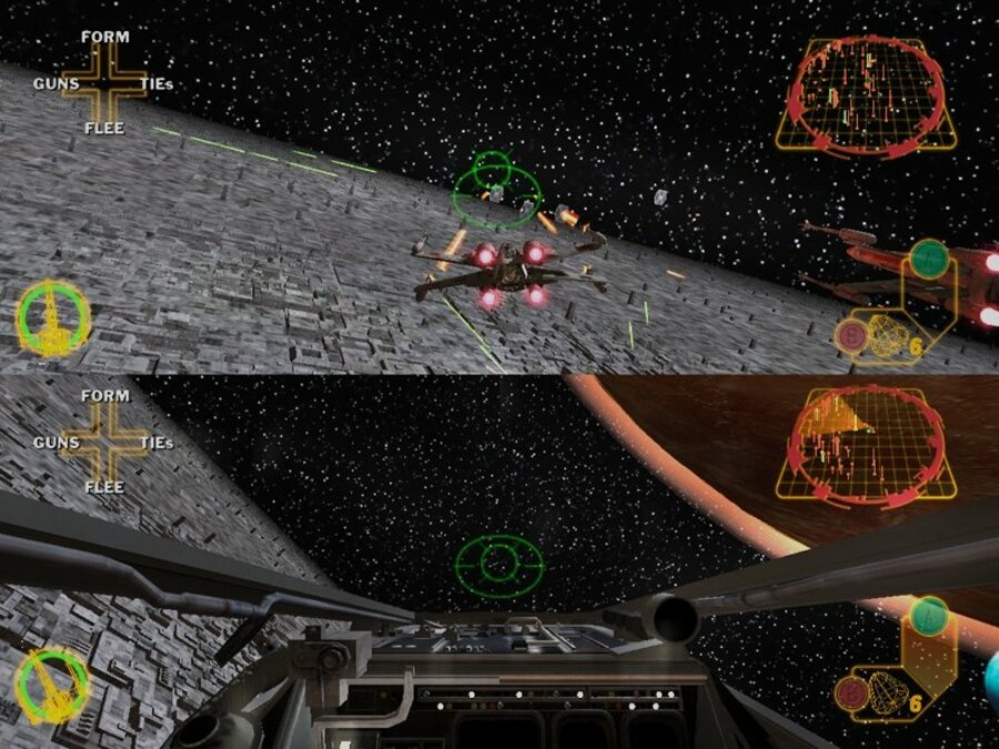 Star Wars Rogue Squadron III: Rebel Strike Screenshot