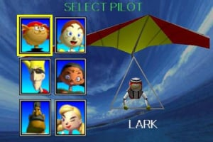 Pilotwings 64 Screenshot
