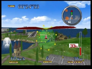 Pilotwings 64 Review - Screenshot 3 of 5