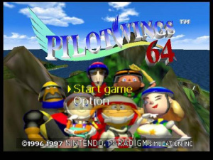 Pilotwings 64 Review - Screenshot 4 of 5