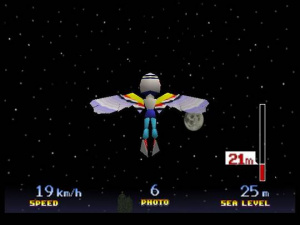 Pilotwings 64 Review - Screenshot 1 of 5