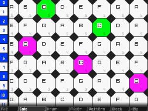 Rhythm Core Alpha 2 Review - Screenshot 1 of 2