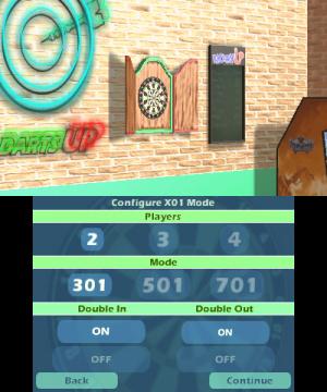 Darts Up 3D Review - Screenshot 1 of 3