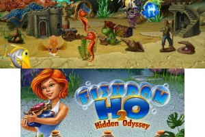 Fishdom H2O: Hidden Odyssey Screenshot