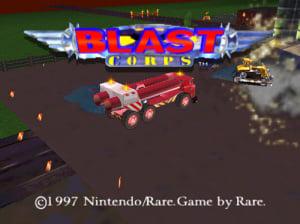 Blast Corps Review - Screenshot 2 of 6