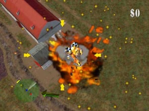 Blast Corps Review - Screenshot 4 of 6