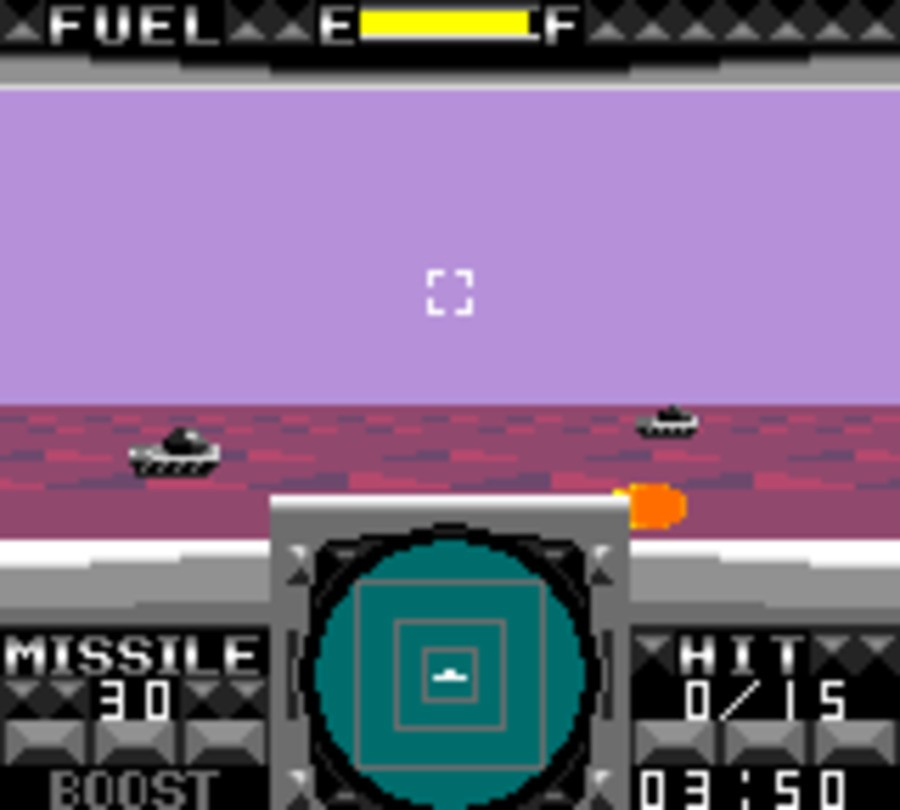 G-LOC: Air Battle Screenshot