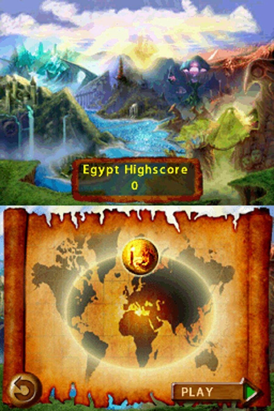 Lost Treasures of Alexandria Screenshot