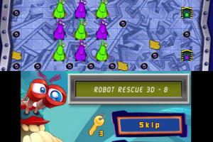 Robot Rescue 3D Screenshot