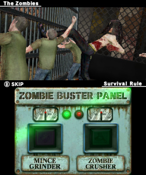 Undead Bowling Review - Screenshot 2 of 4