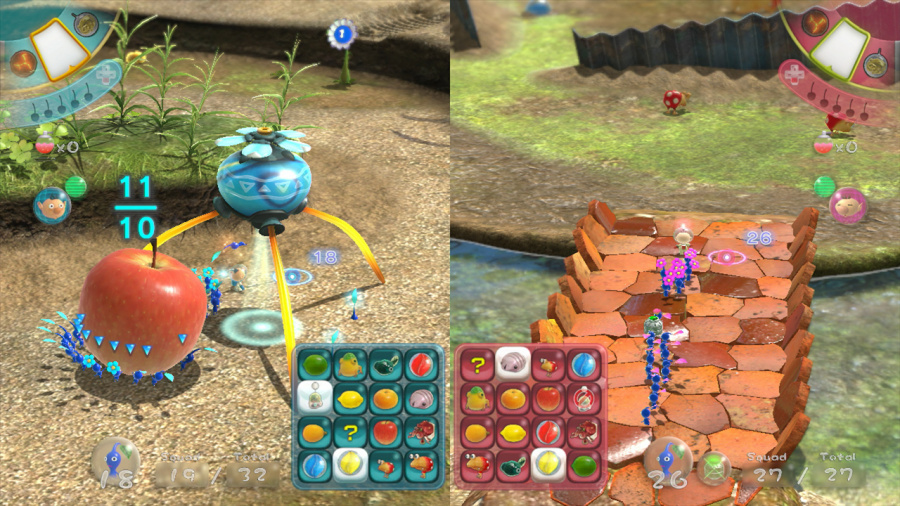 Pikmin 3 Review - Screenshot 1 of 8