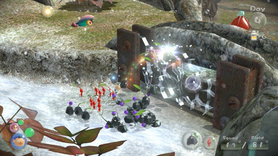 Pikmin 3 Review - Screenshot 7 of 8
