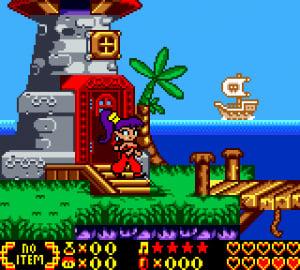 Shantae Review - Screenshot 1 of 5