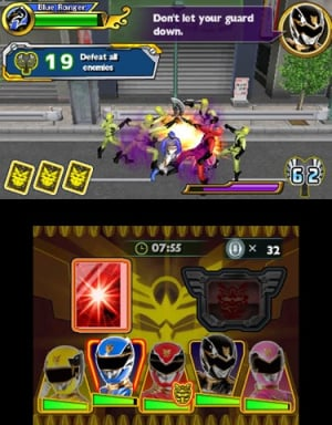 Power Rangers Megaforce Review - Screenshot 2 of 6