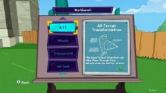 Phineas and Ferb: Quest for Cool Stuff Screenshot