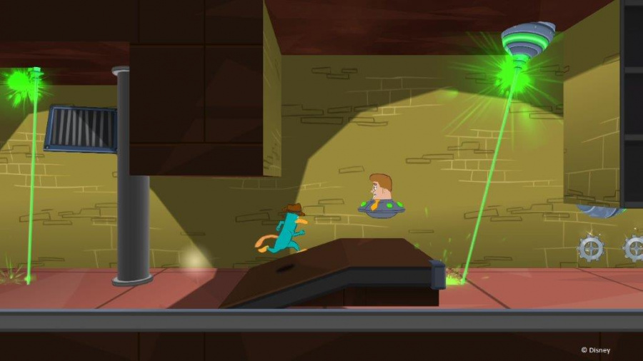 Phineas and Ferb: Quest for Cool Stuff Review - Screenshot 3 of 5