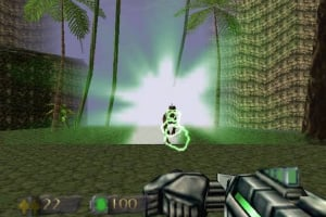 Turok: Dinosaur Hunter Screenshot