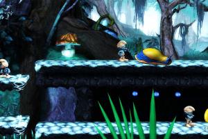 The Smurfs 2 Screenshot