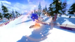 Mario & Sonic at the Sochi 2014 Olympic Winter Games Screenshot