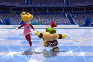 Mario & Sonic at the Sochi 2014 Olympic Winter Games Screenshot