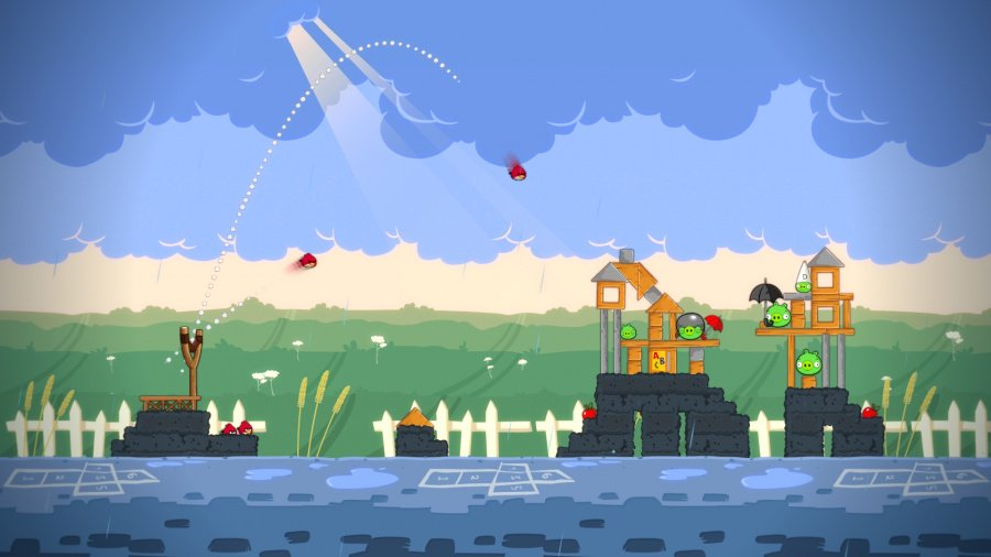 Angry Birds Trilogy Review - Screenshot 2 of 3