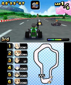 Family Kart 3D Review - Screenshot 6 of 6
