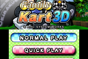 Family Kart 3D Screenshot