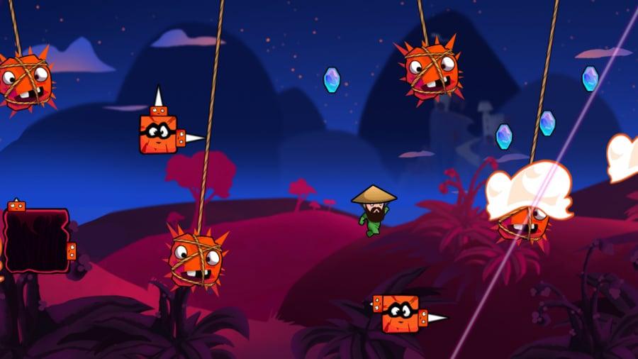 Cloudberry Kingdom Review - Screenshot 3 of 4